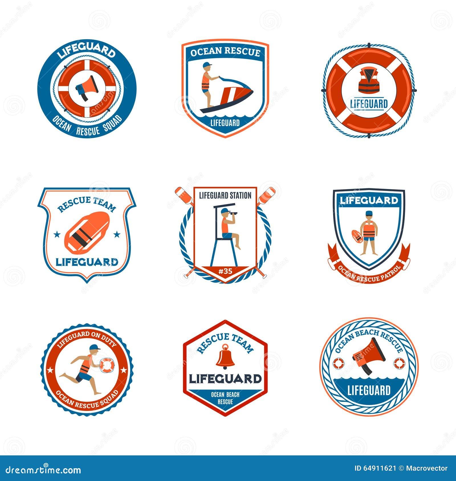 Lifeguard Logo Design