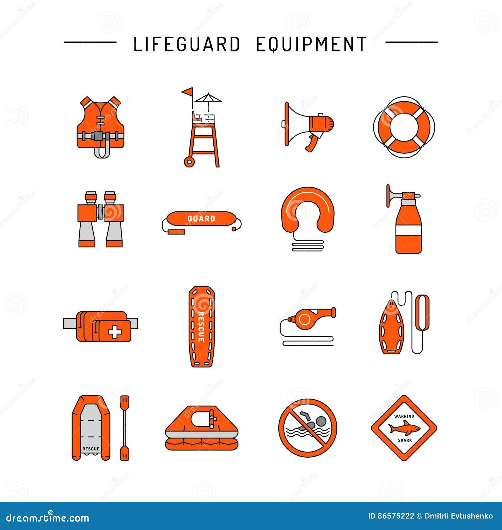 Lifeguard Cartoons Illustrations Amp Vector Stock Images