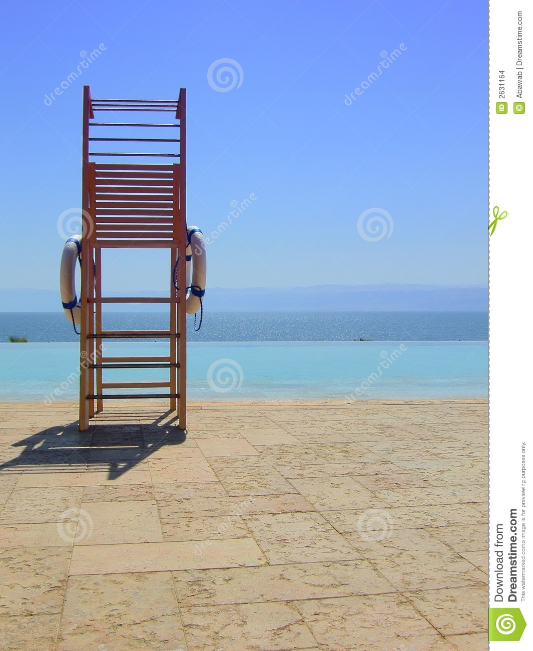 Image gallery lifeguard seat for Chaise de poste
