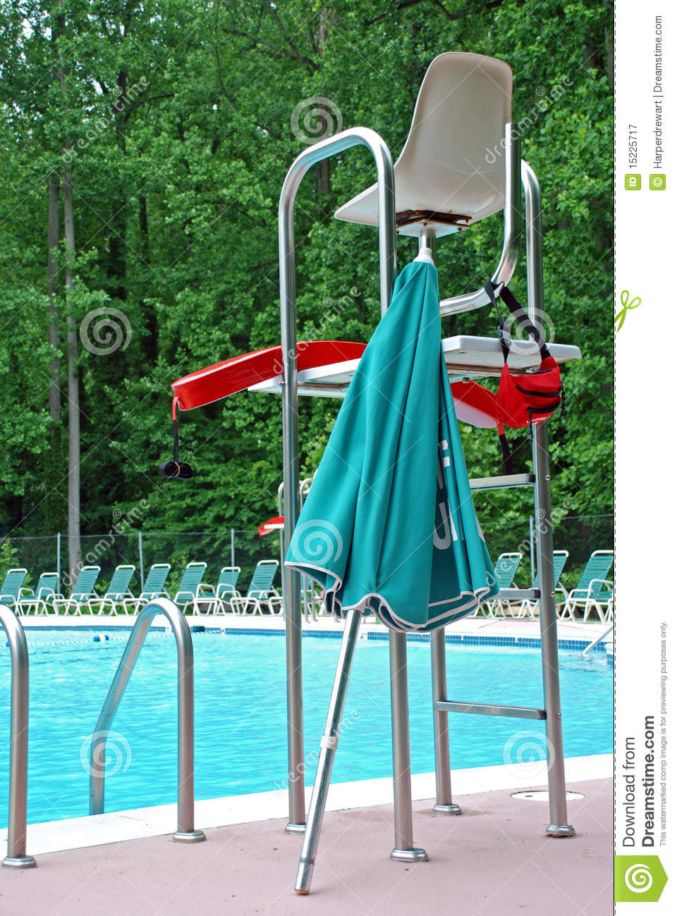 Lifeguard Stand Royalty Free Stock Photography Image