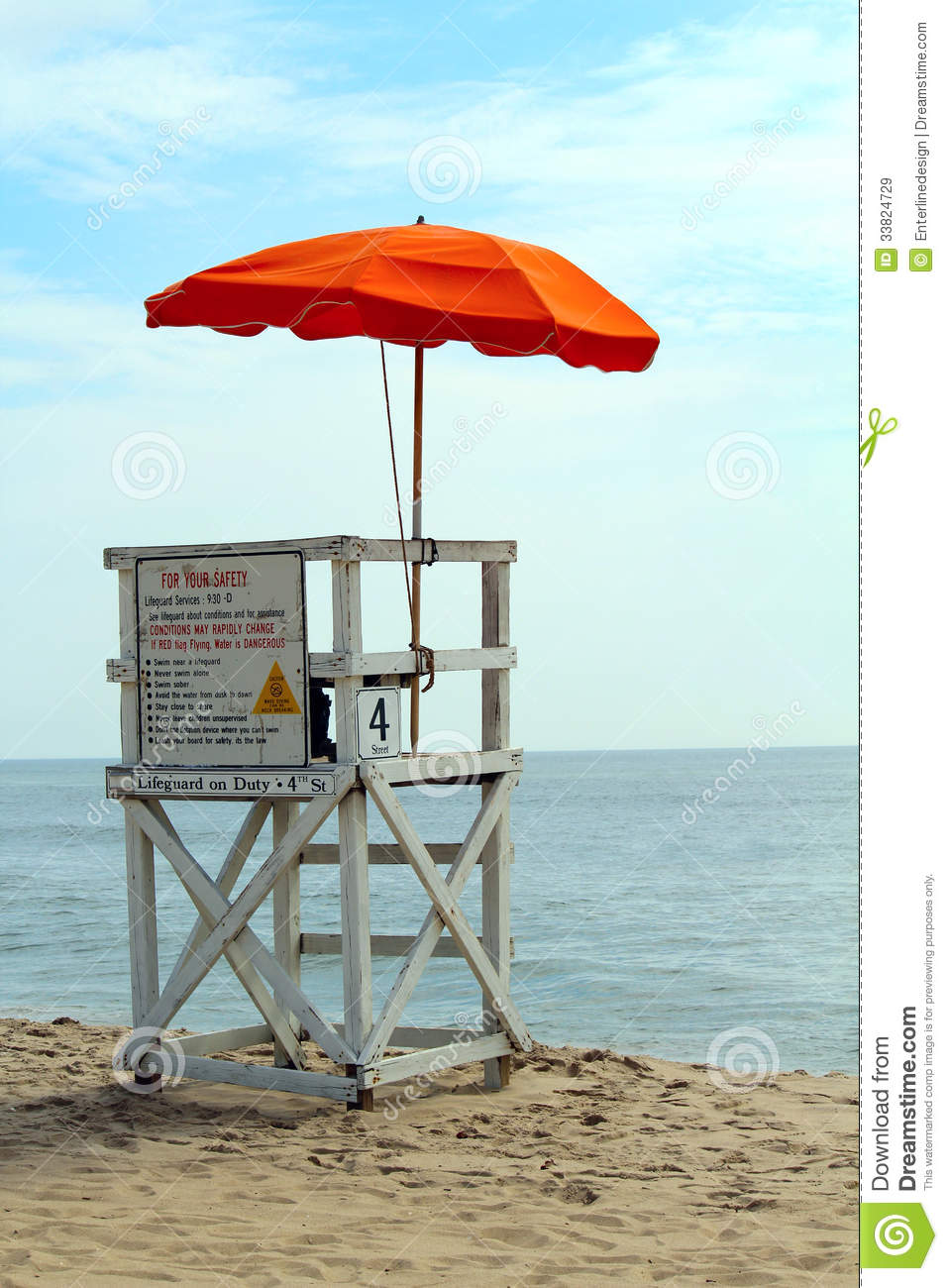 lifeguard tower royalty free stock images image 33824729 Lifeguard Clip Art lifeguard tower clipart