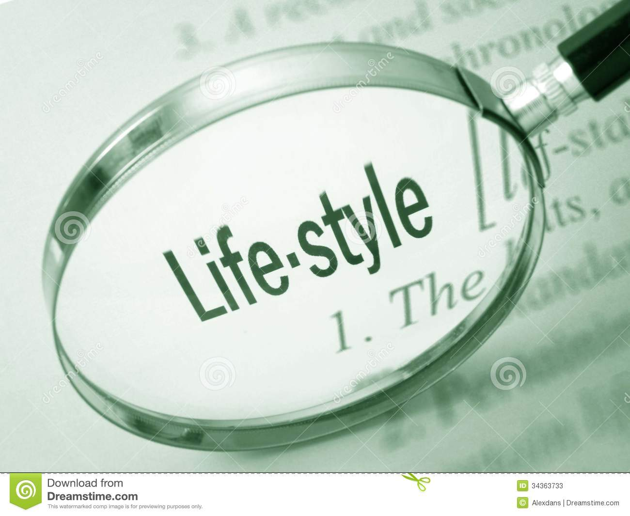 Lifestyle dictionary definition stock photos image for Lift style