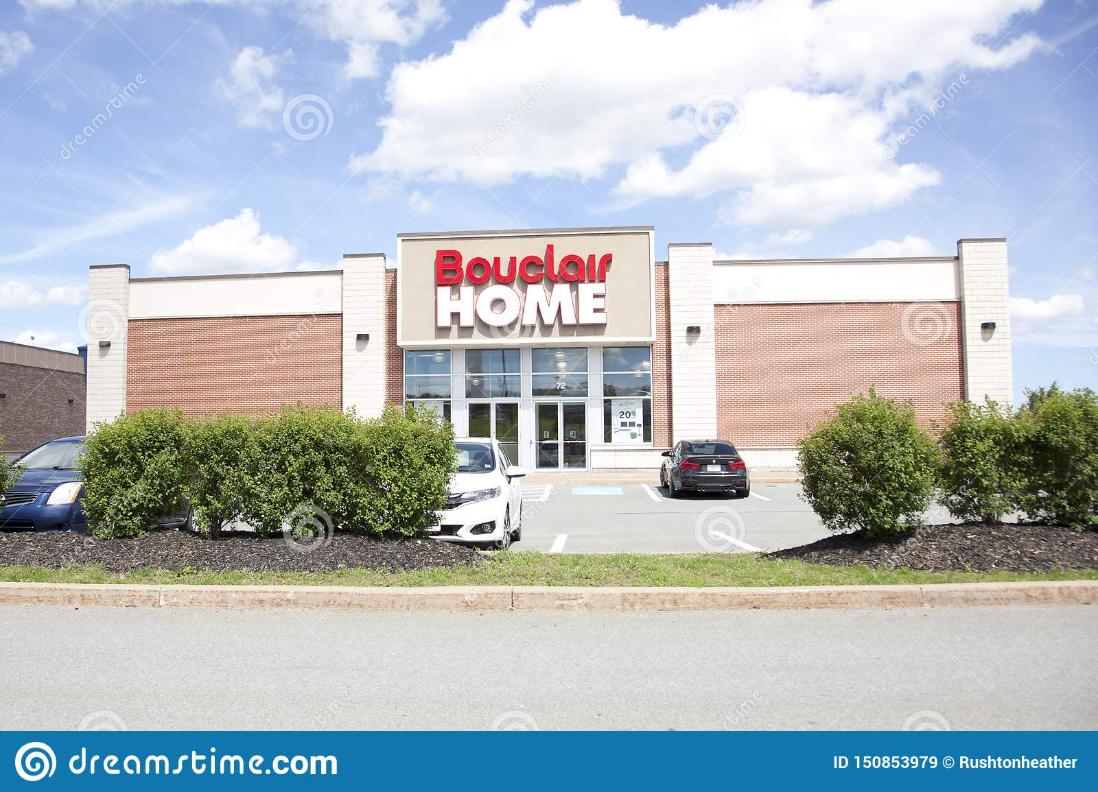 The Lifestyle And Home Store Bouclair In Dartmouth Editorial Stock Image Image Of Entrance Retailer 150853979