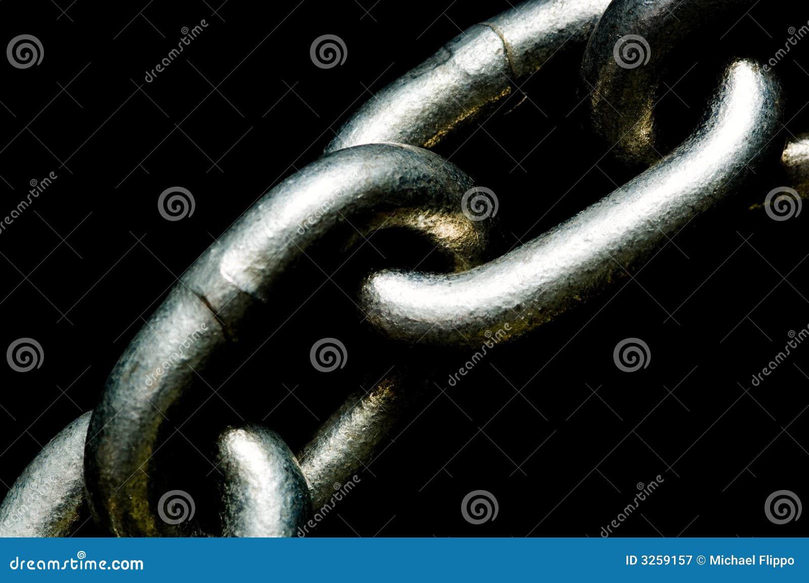 Ligações de uma corrente