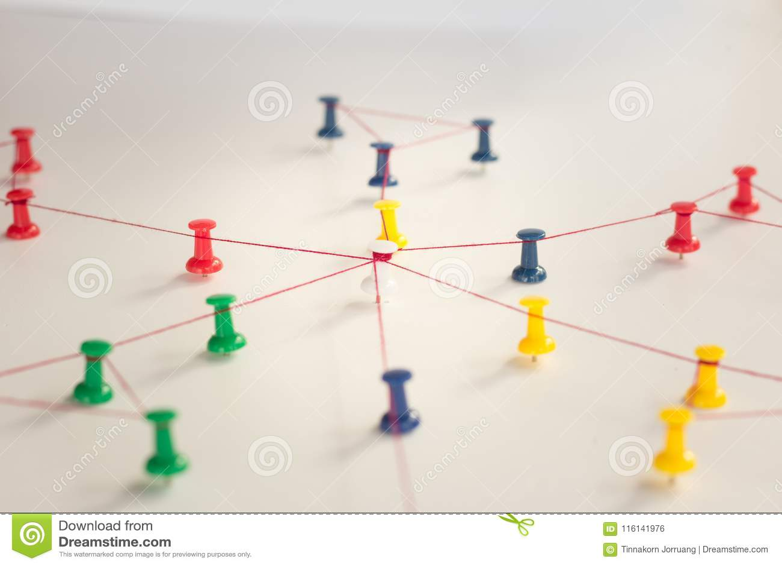 Ligando entidades monotone Trabalhos em rede, meio social, SNS, sumário de uma comunicação do Internet Rede pequena conectada a u