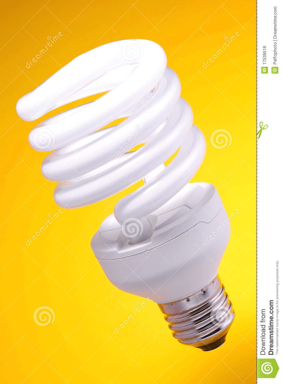 Low Energy Bulb Royalty Free Stock Image Image 17539516
