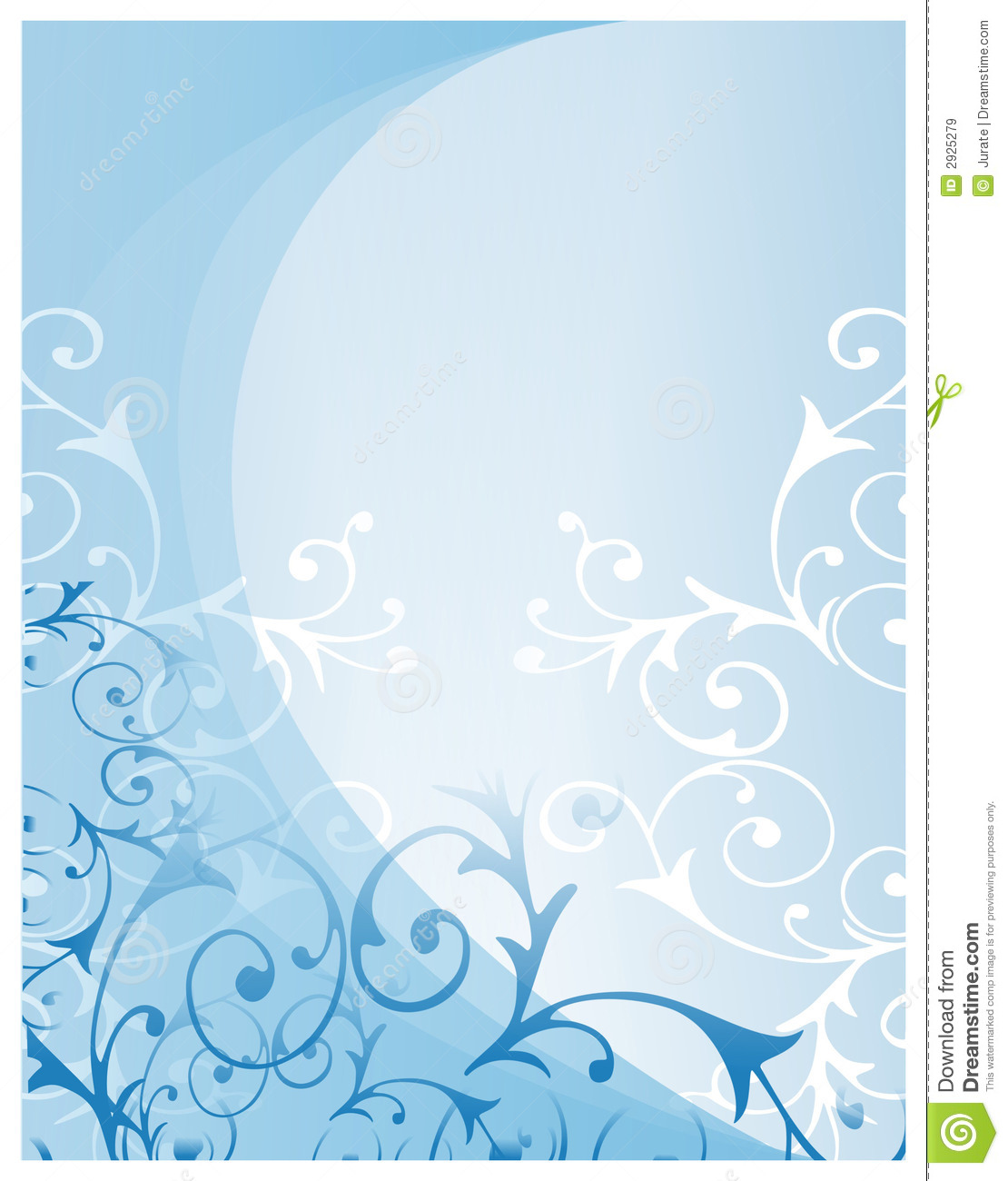 Light Background Stock Vector Illustration Of Snow