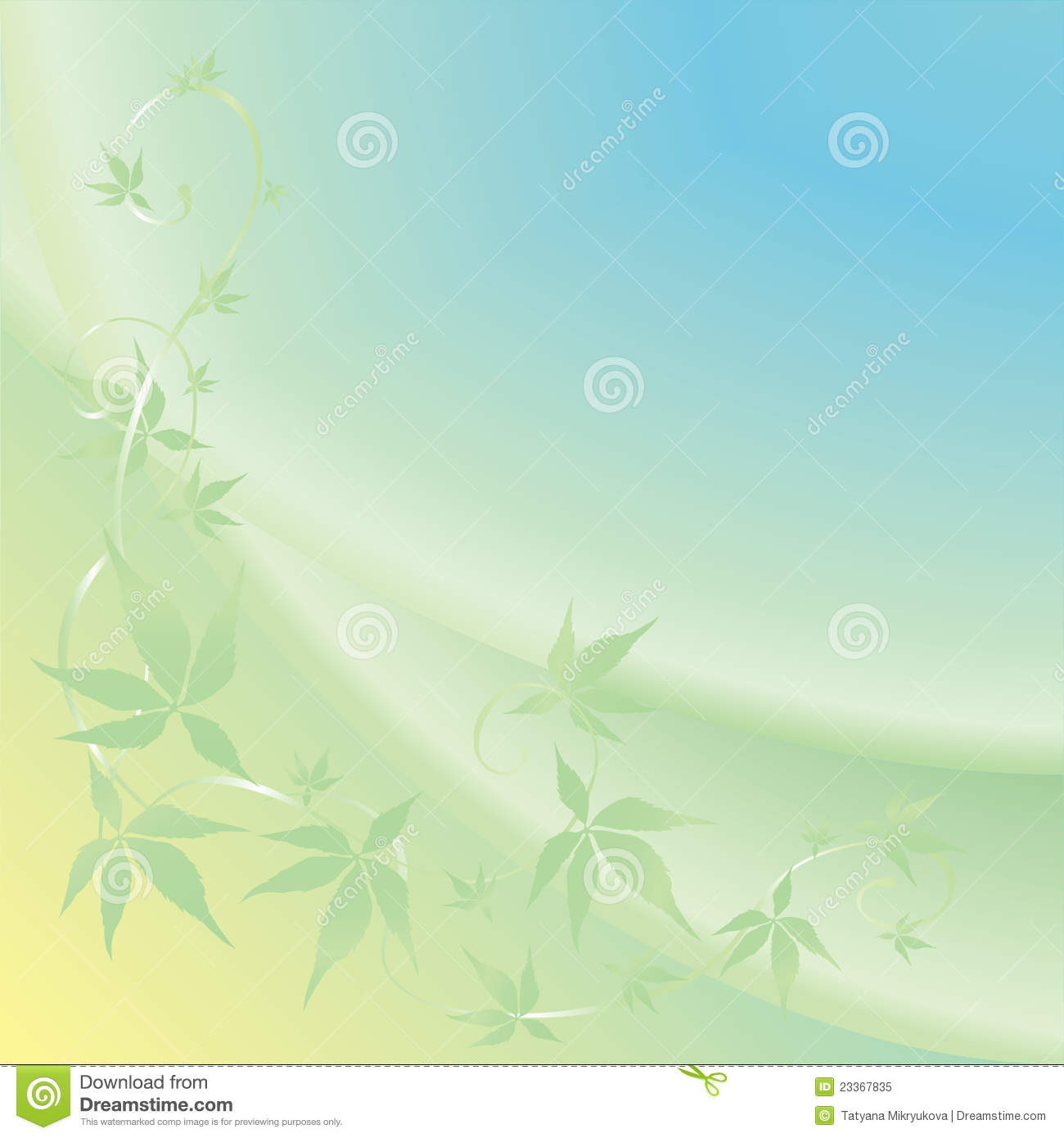 light green leaves background - photo #4