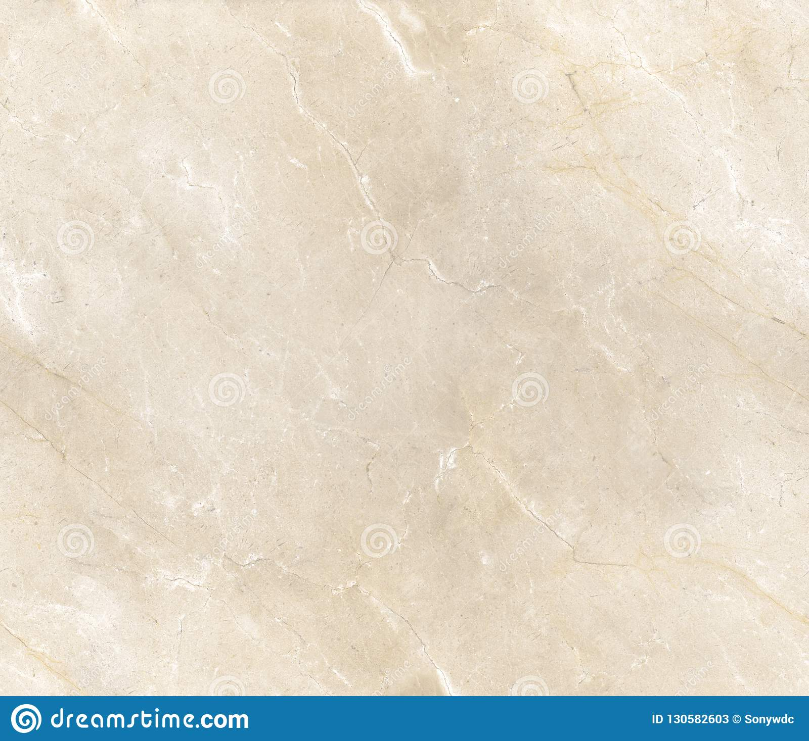 Light Beige Marble Patterned Texture Stock Image Image Of Grey High 130582603