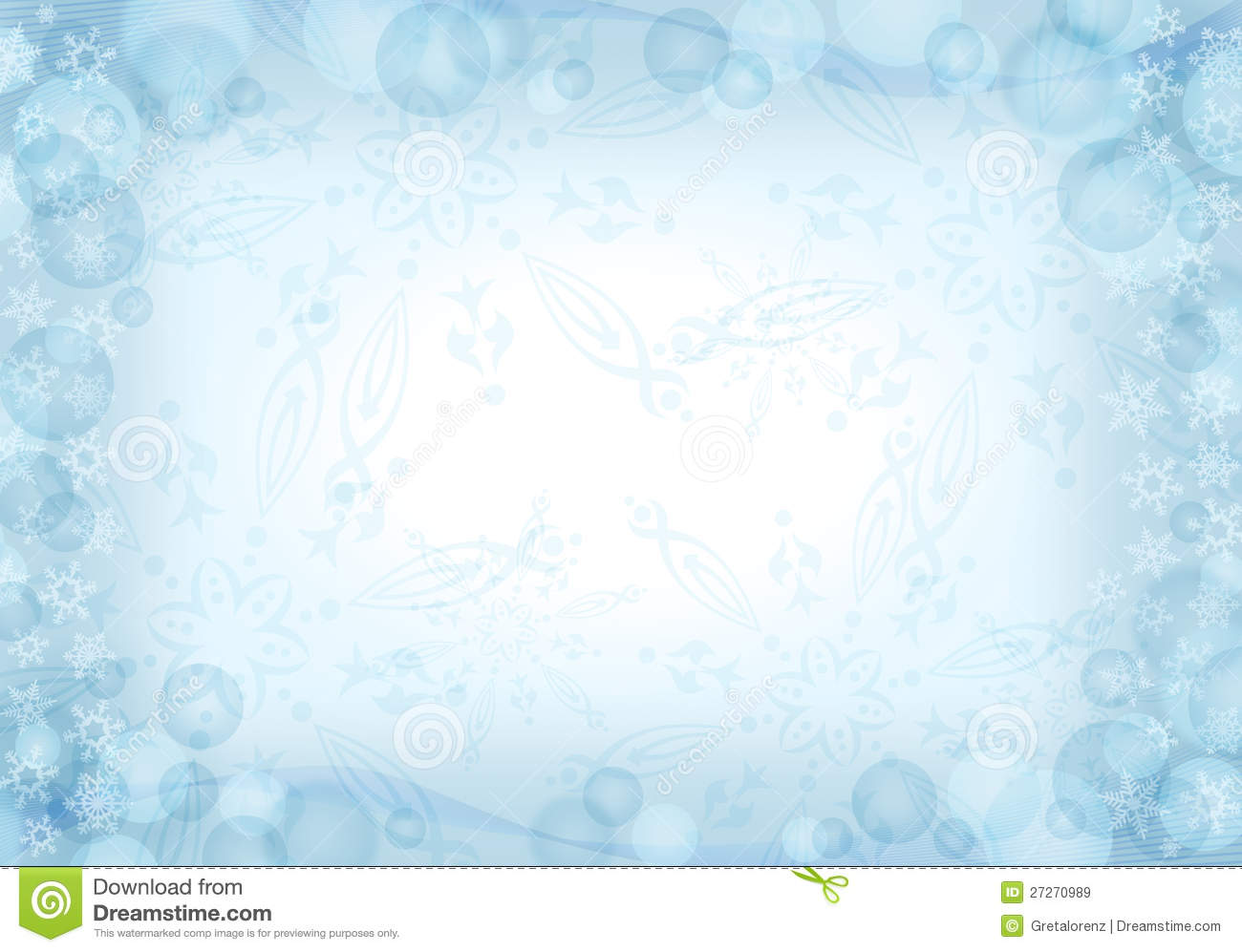 light blue abstract christmas background royalty free