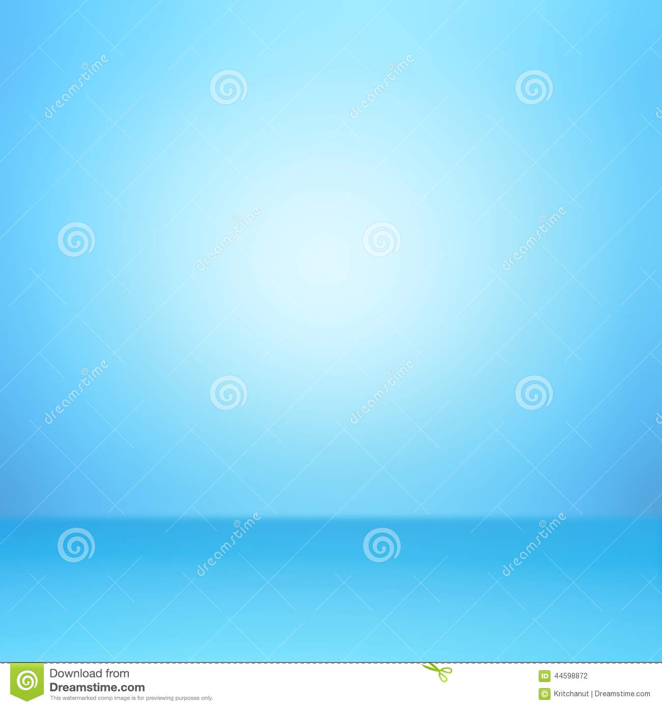 light blue abstract room background stock illustration image