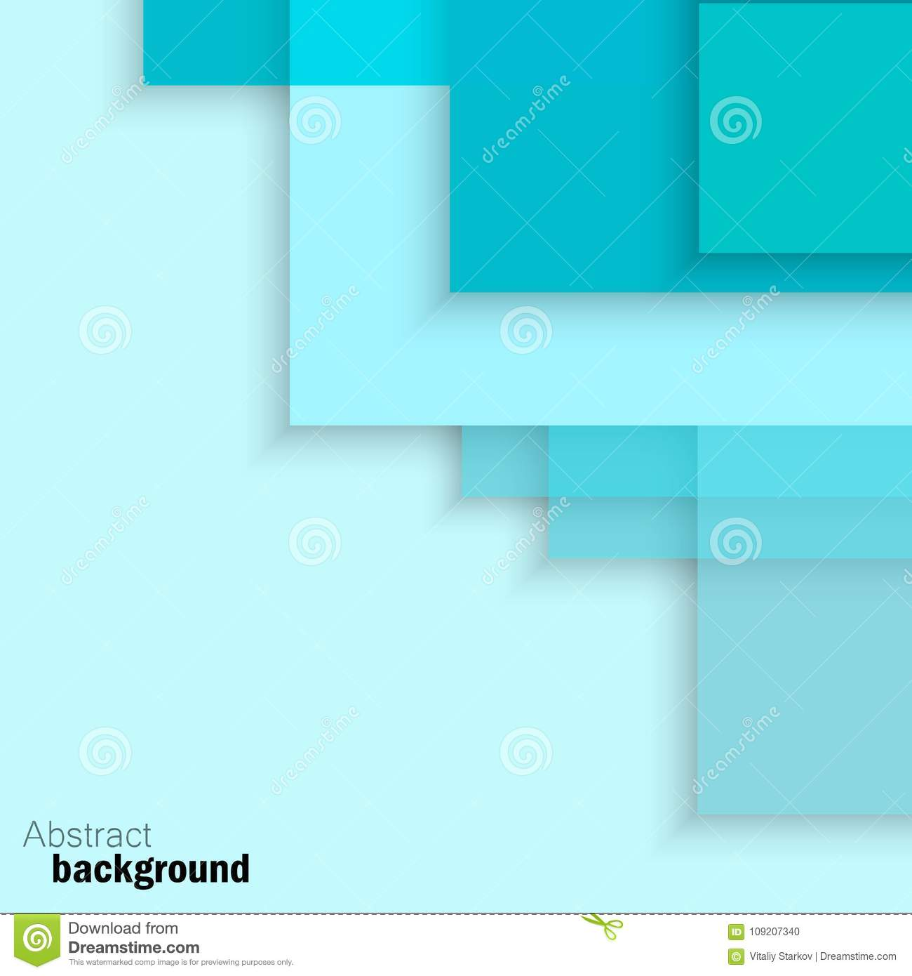 Light Blue Abstract Texture Vector Background Can Be Used