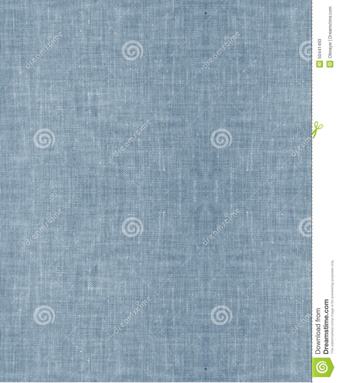 Light blue cotton fabric stock photo image 50441493 for Fabric sites