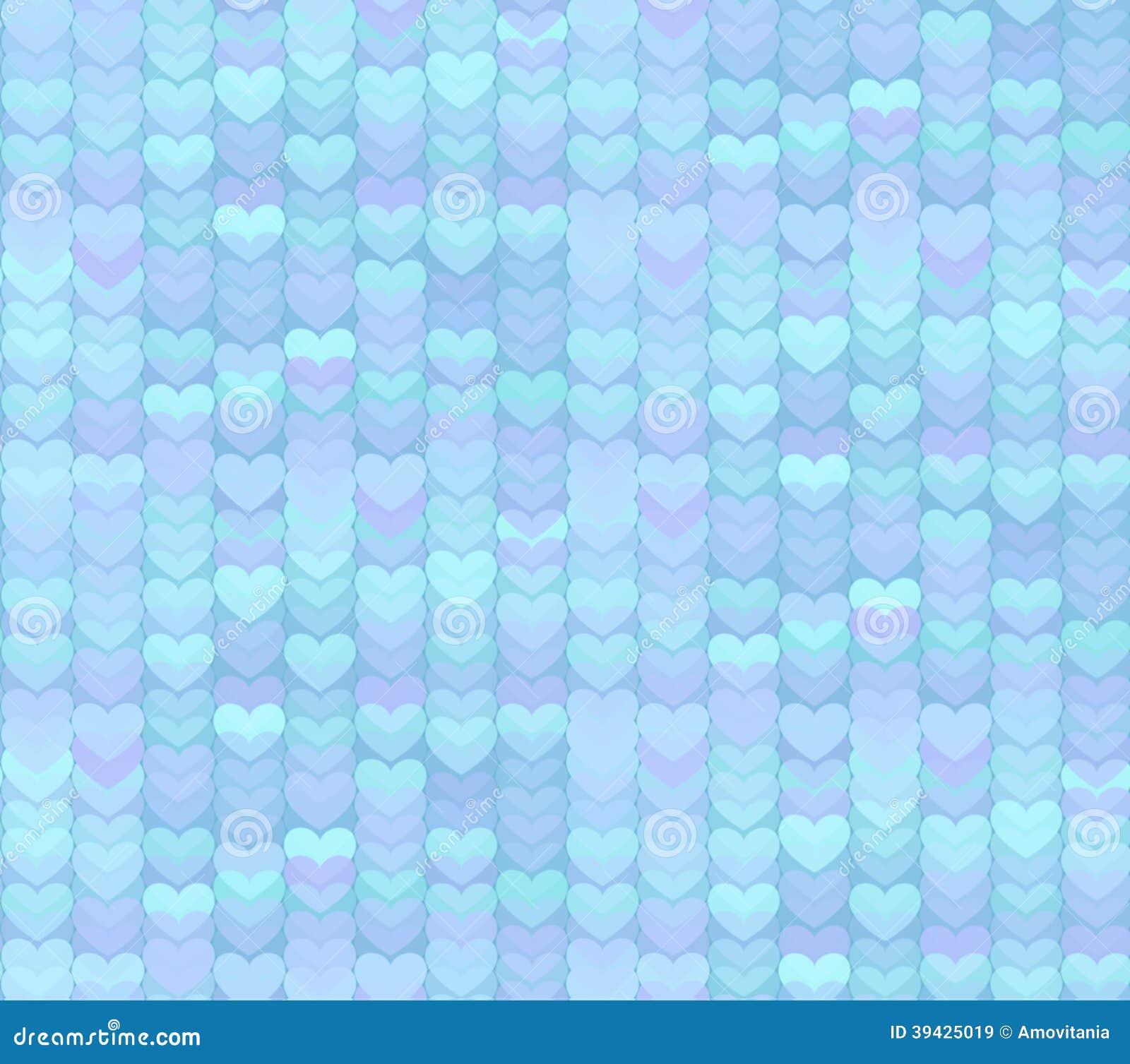 light blue heart background - photo #15