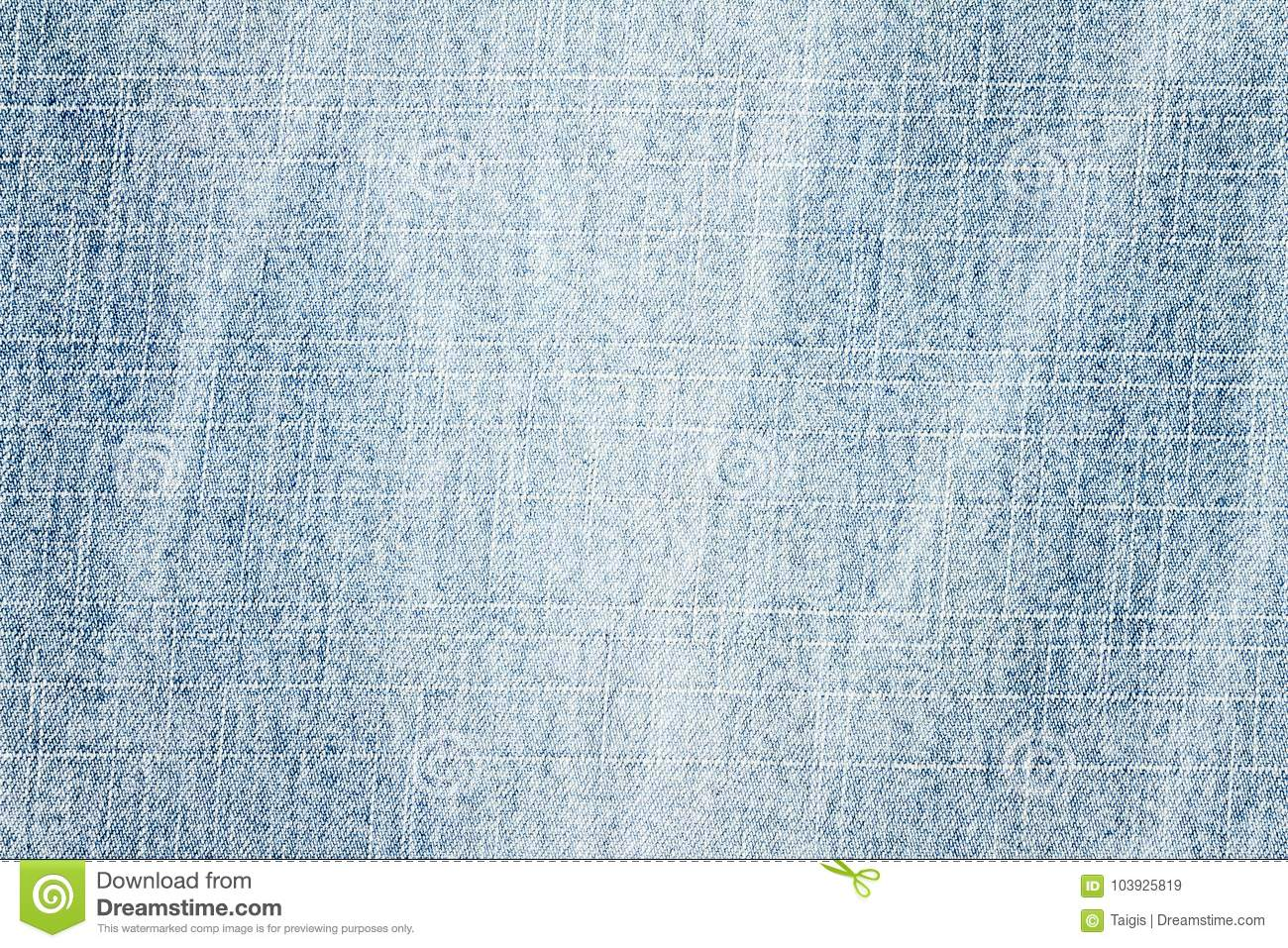 Light Blue Jeans Texture stock image. Image of pattern ...