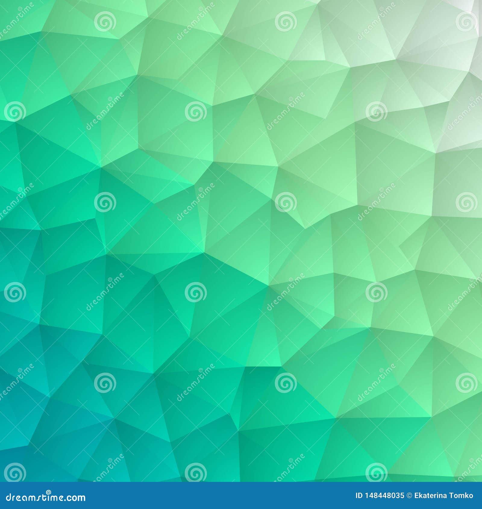 Polygonal Hexagon Logo: Light BLUE Vector Hexagon Mosaic Texture. Colorful