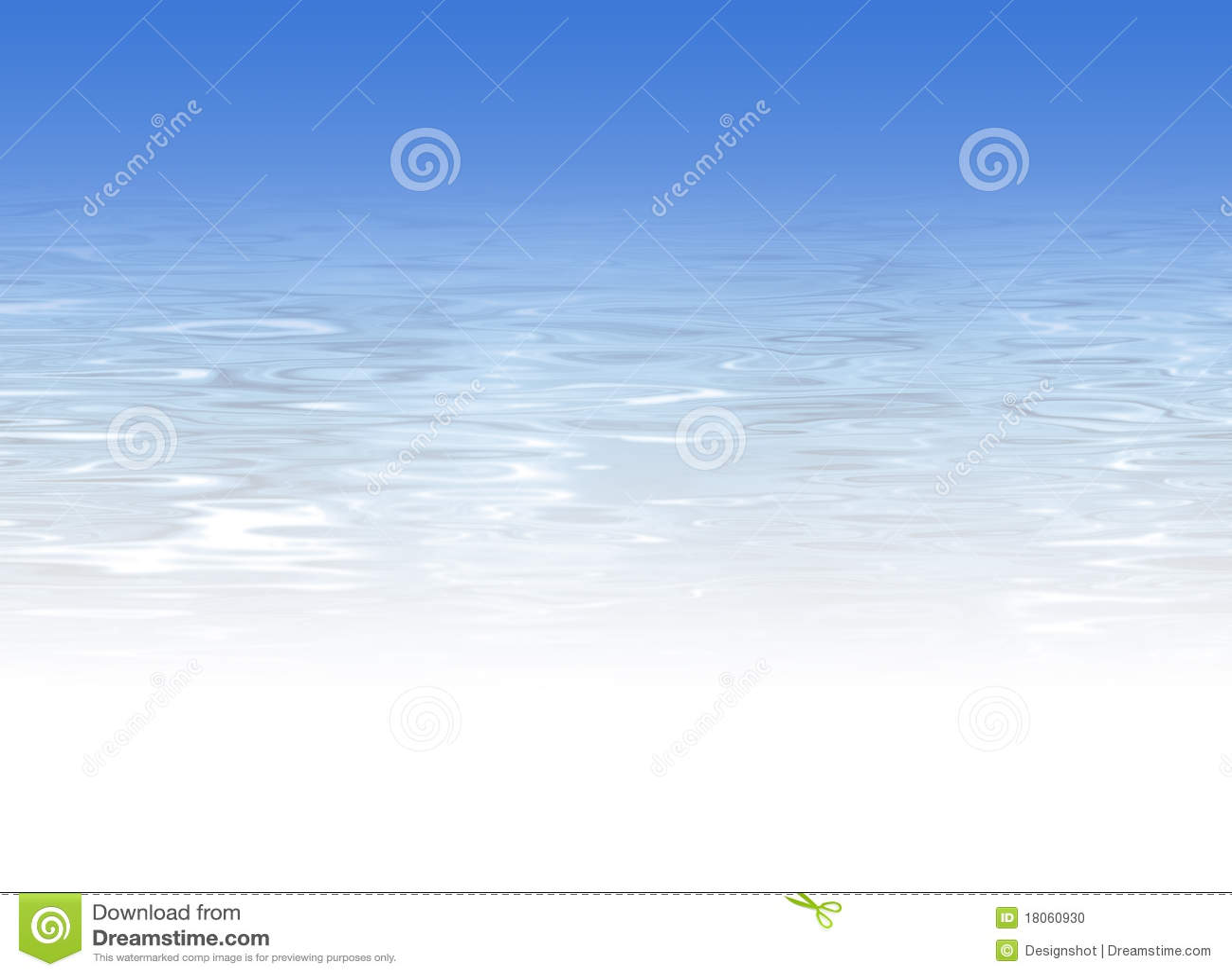 Light Blue Water Background