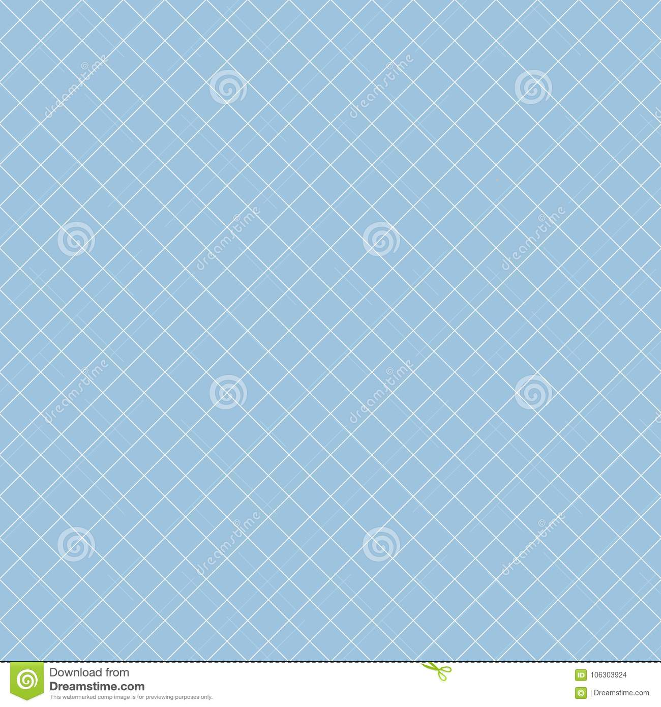 Light Blue And White Crosshatch Repeat Pattern Background