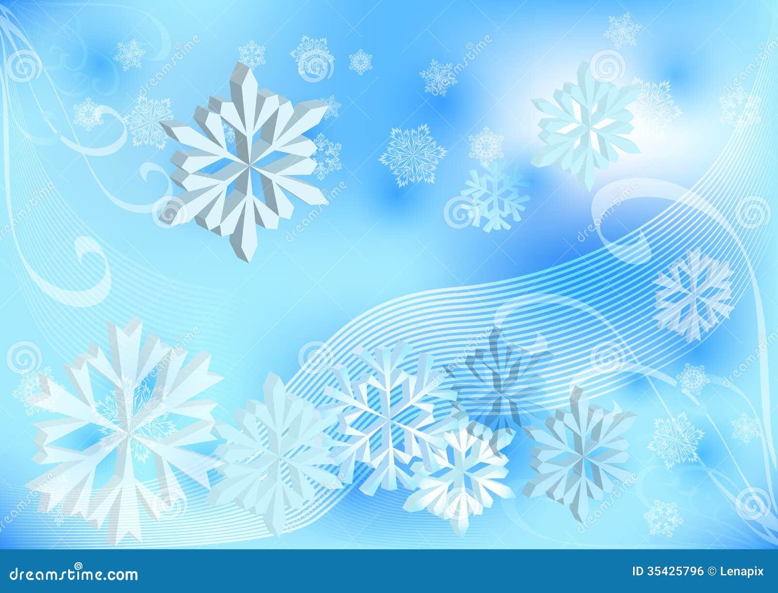 Winter Background Vector Free Vector Download 45 386 Free: Light Blue Winter Background Stock Vector