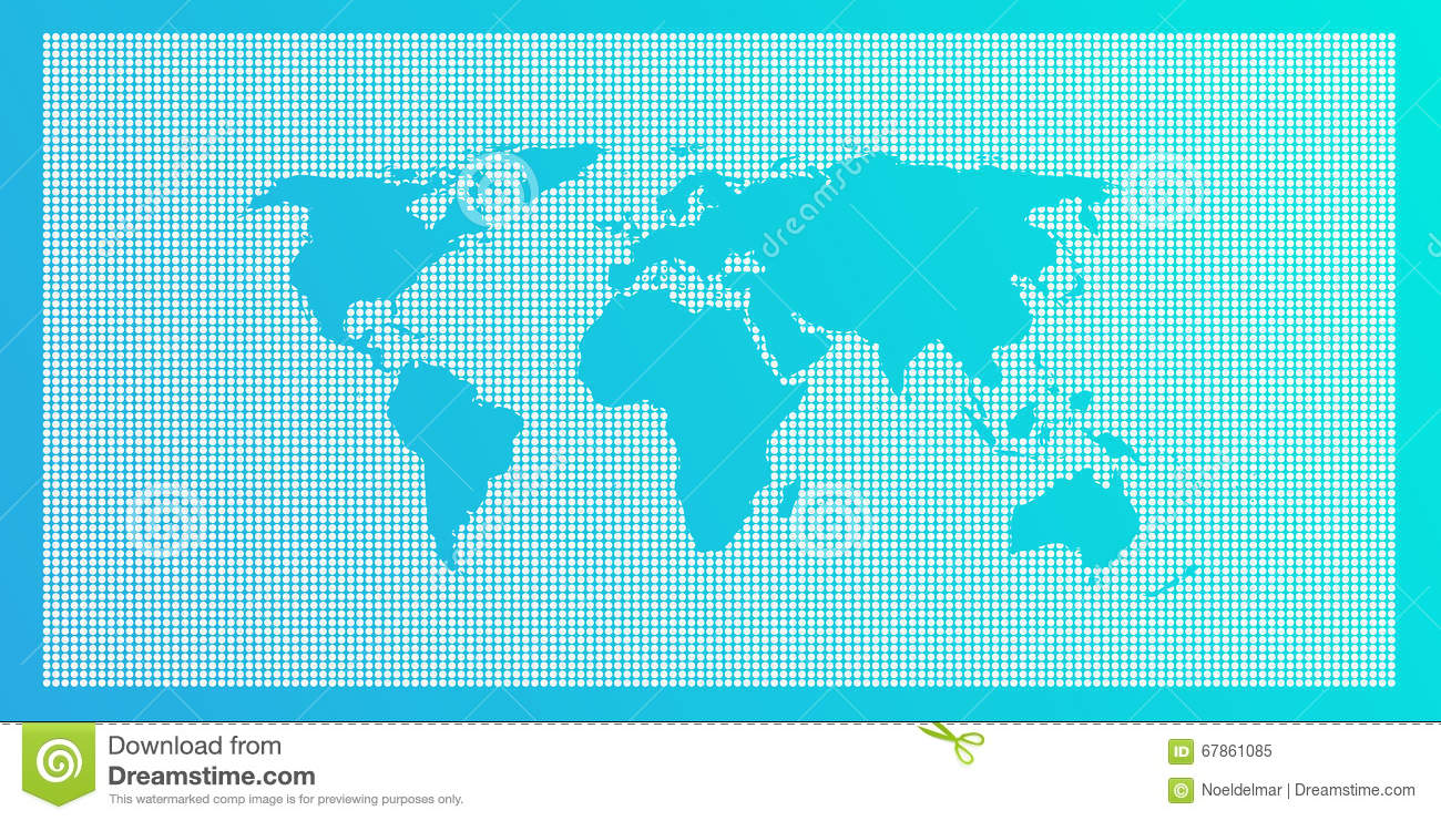 Light blue world map background stock vector illustration of globe download comp gumiabroncs Image collections