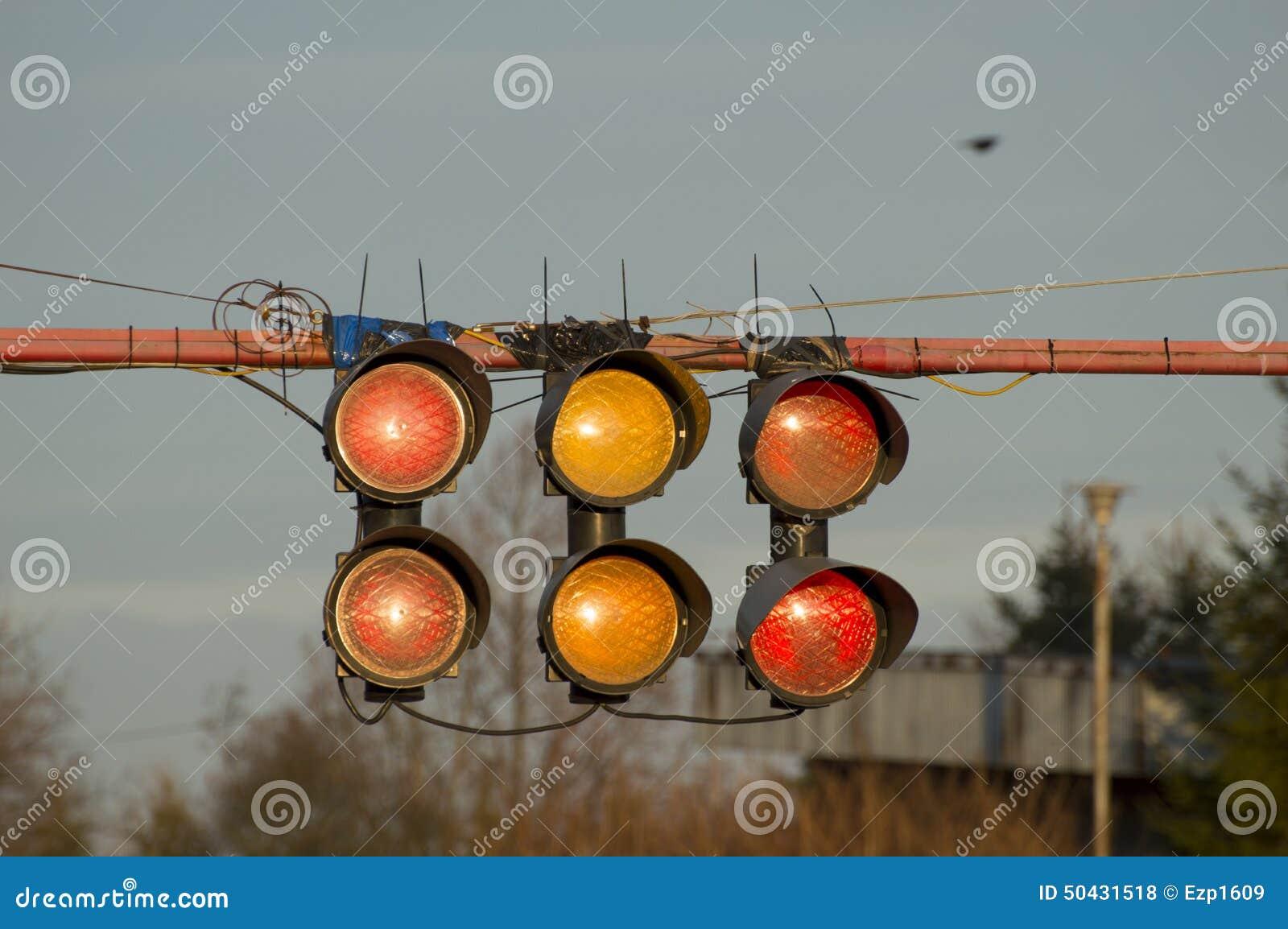 Start lights stock photo image of light lights cars 50431518 aloadofball Gallery