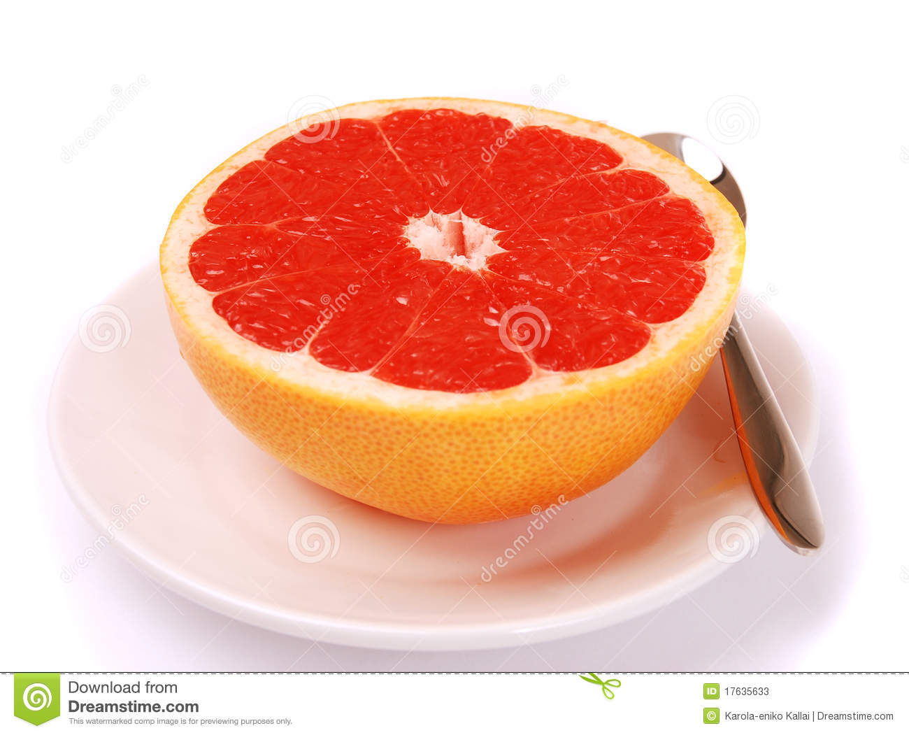 how to serve grapefruit for breakfast
