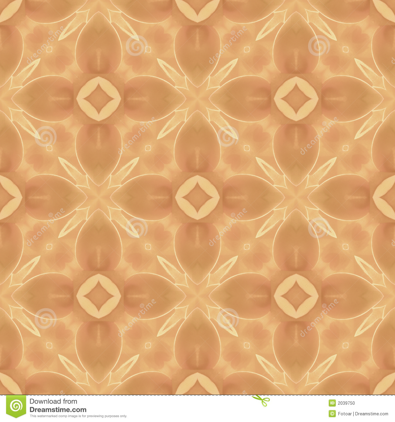 Light-brown Abstract S...