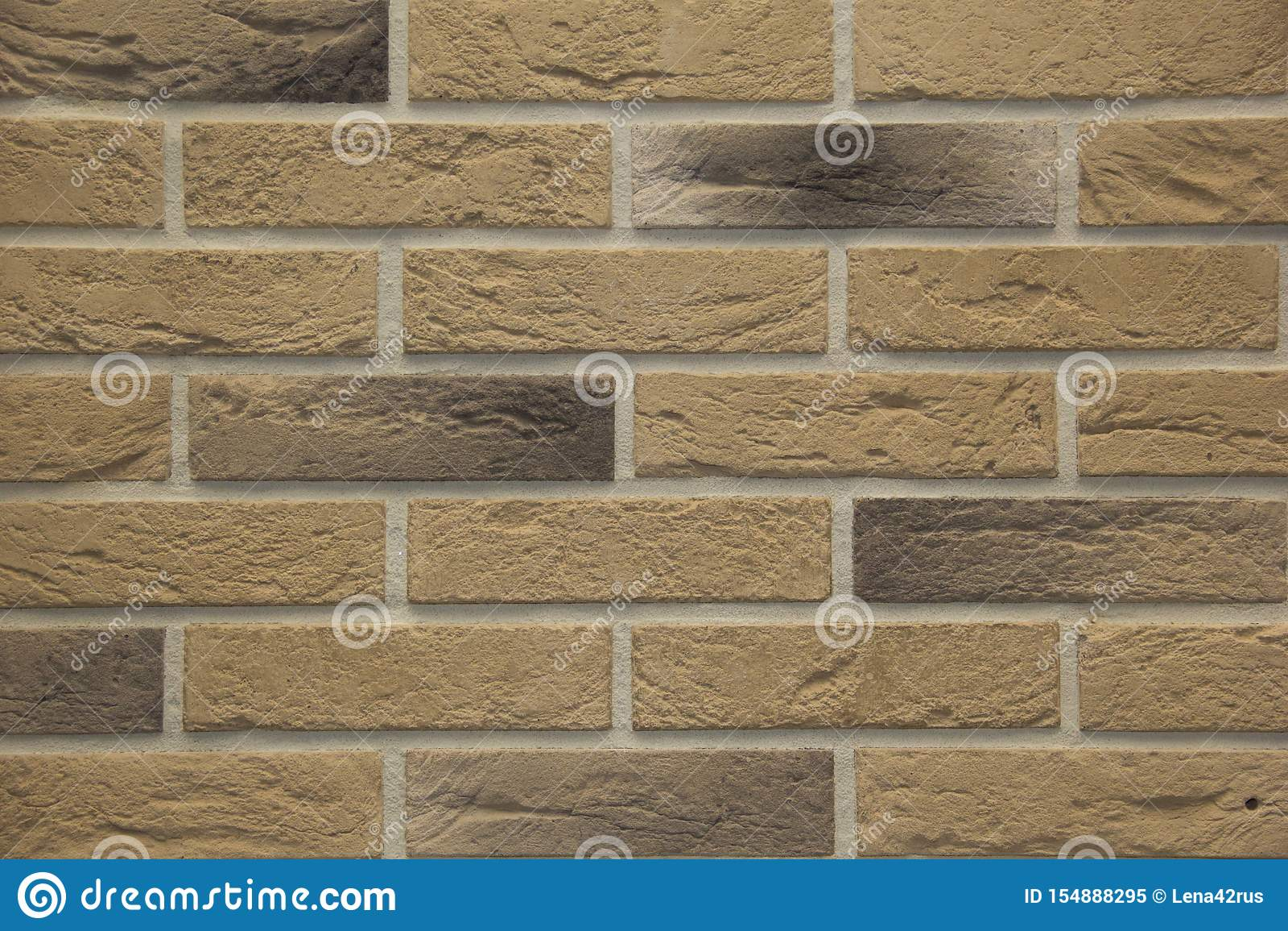 Decorative Bricks For Exterior Walls from thumbs.dreamstime.com