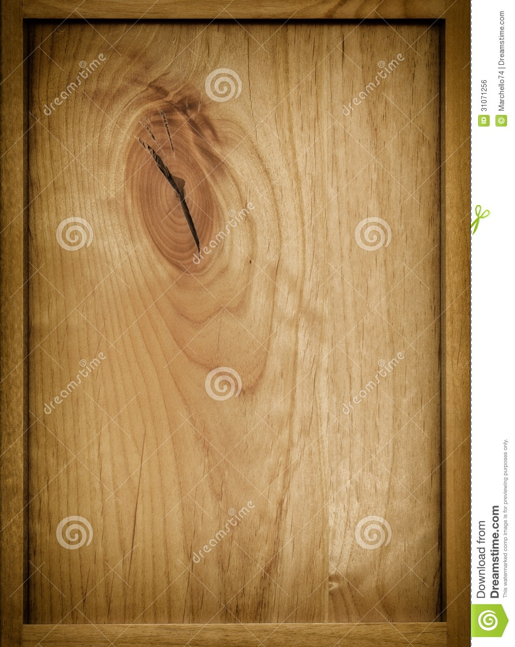 Light Brown Wood Frame Pattern Royalty Free Stock Image Image