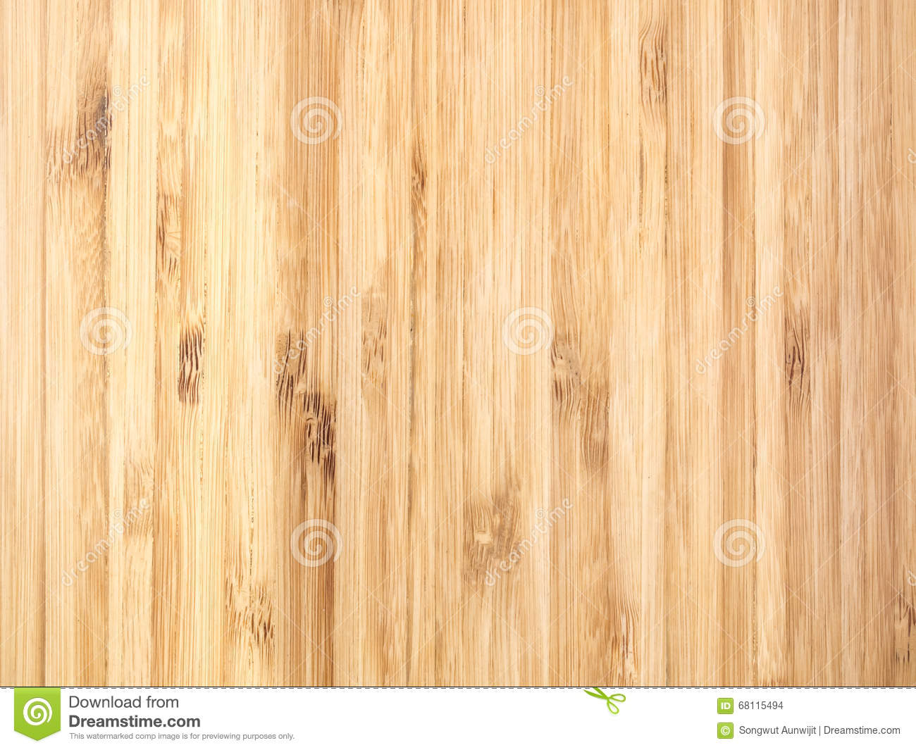 Light Wood Panel Texture