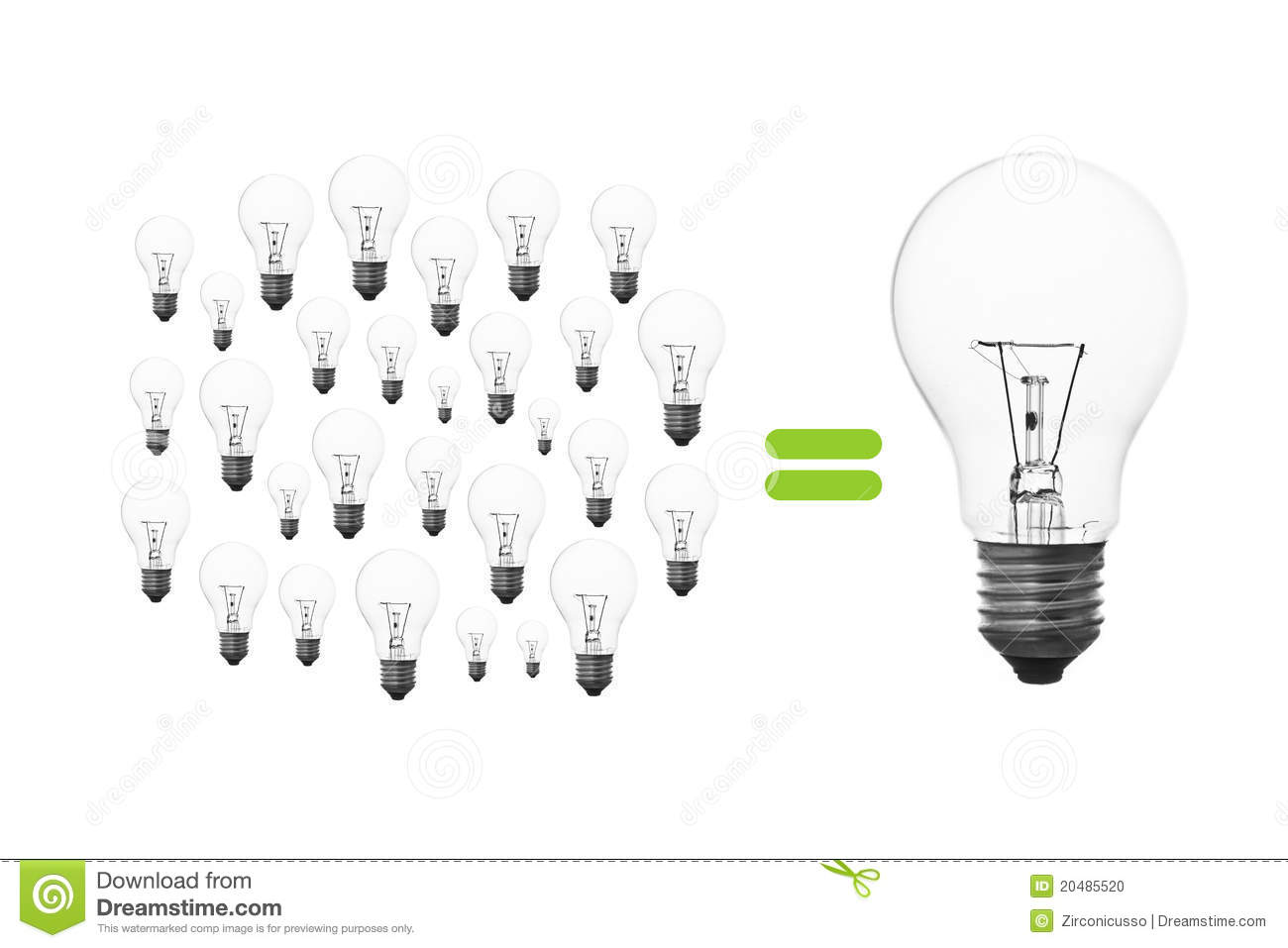 light bulb brainstorming stock photo  image of power