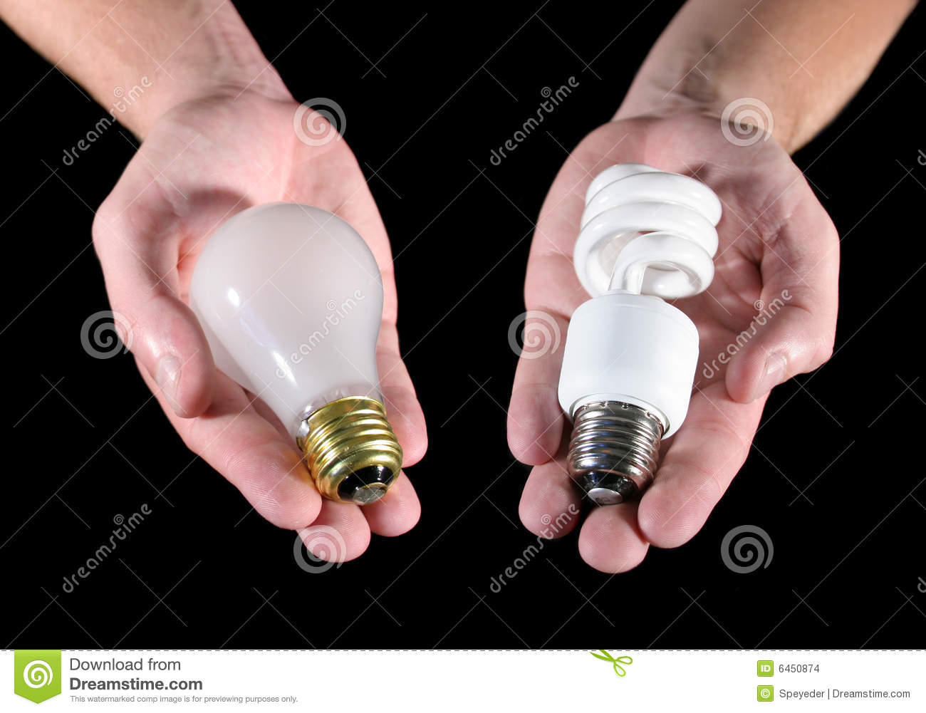 Light Bulb Choice