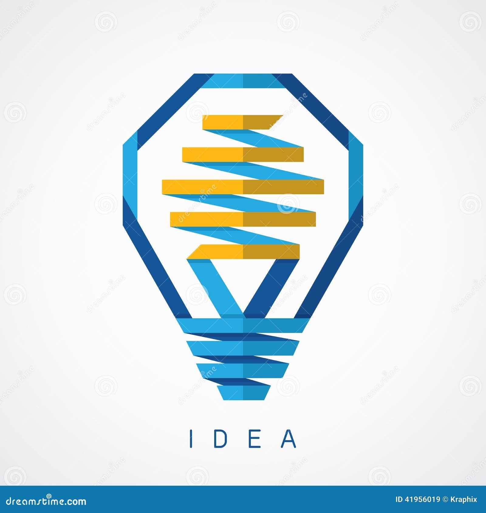 Light Bulb Idea Icon S...