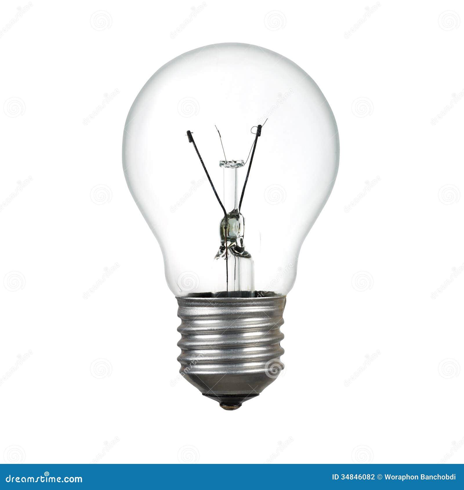 Light Bulb Stock Photography Image 34846082