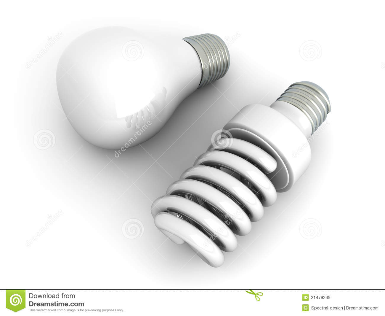 Light Bulbs Old And New Royalty Free Stock Images Image 21479249