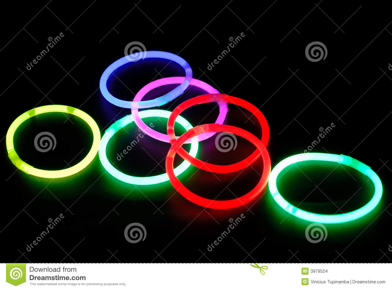 gradient blue vector round on rings colourbox object light effect dark neon stock abstract glow eclipse background circle
