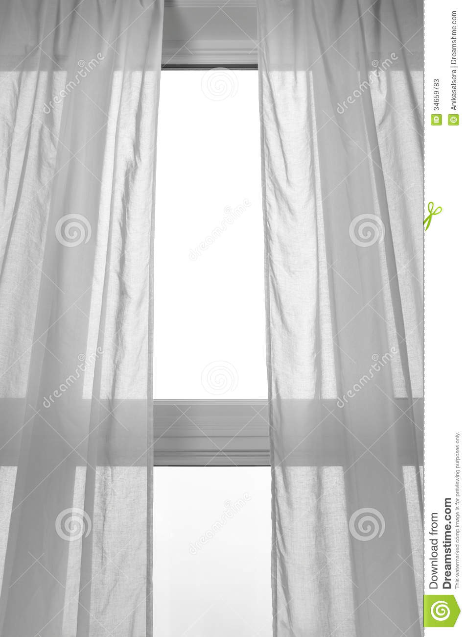 Light grey window curtains - Curtains Light Transparent White Window Gray