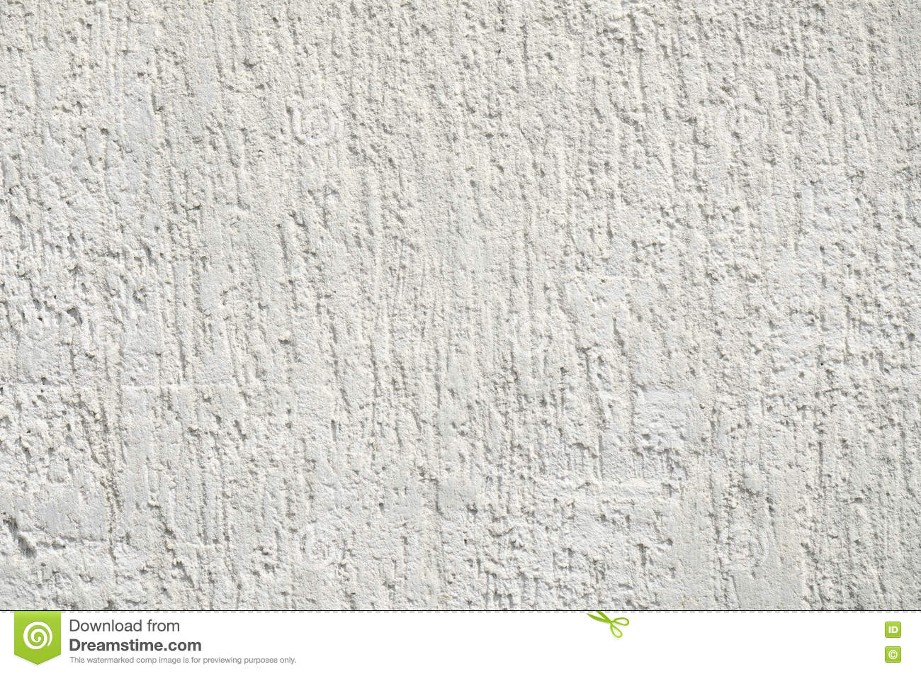 Light concrete wall with cracks