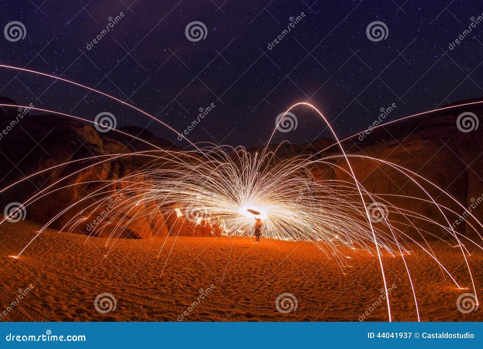 Light in the Desert