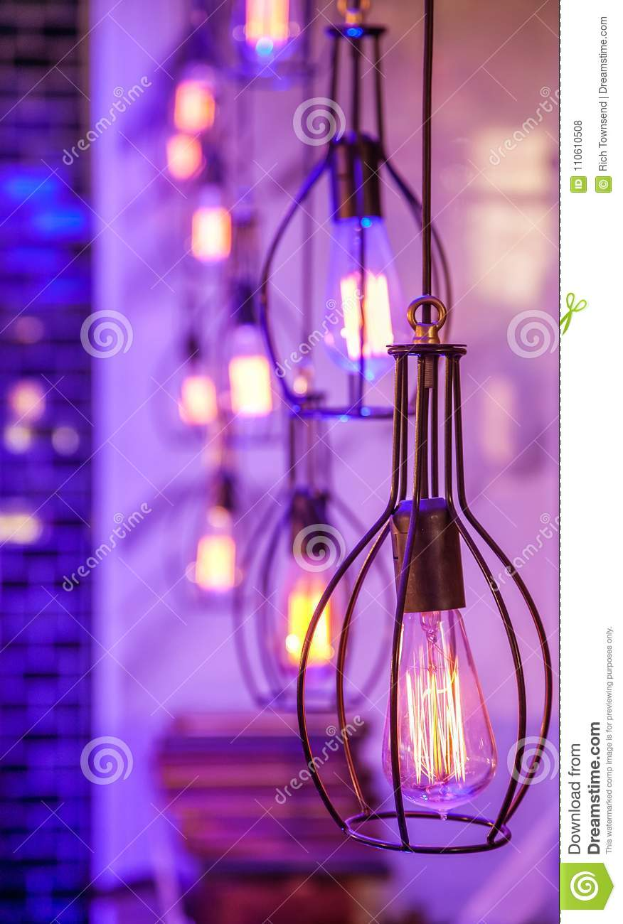 Lighting fixtures in modern interior wire frame lampshade modern light fitting