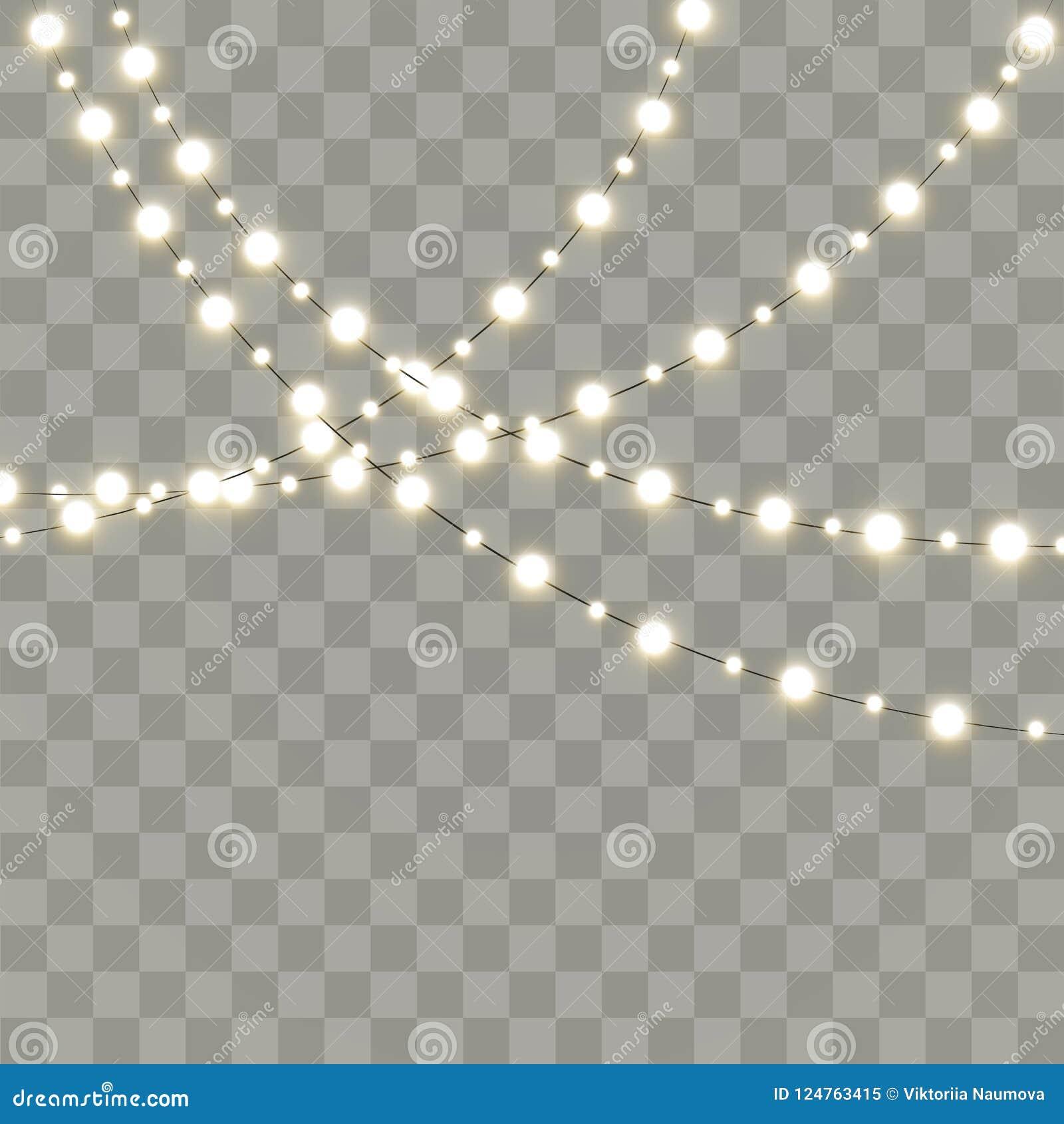 Light Flare Special Effect Illustration Vector Sparkles On