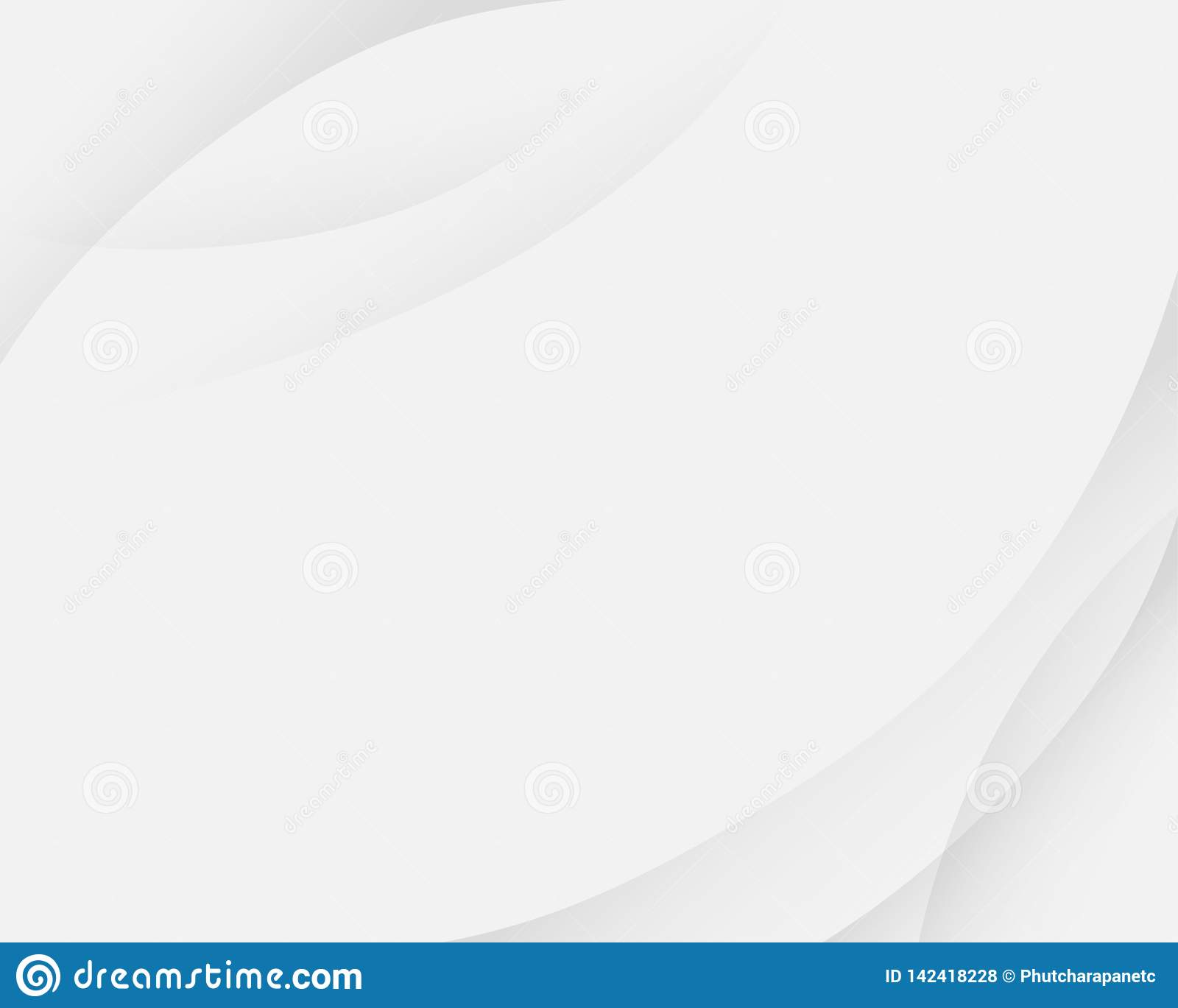 Light gray abstract background vector