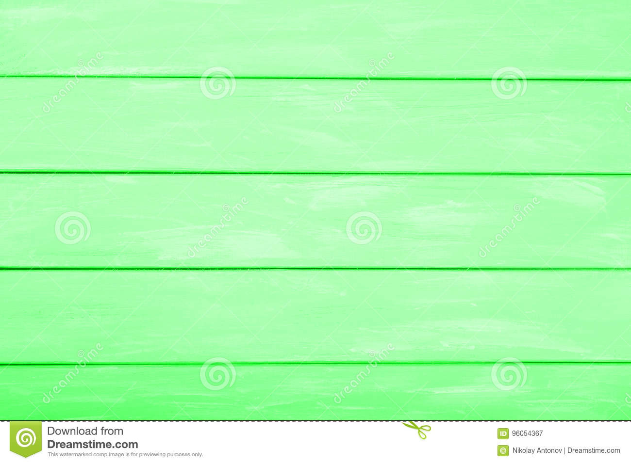 Light Green Colored Wood Background Abstract Wood