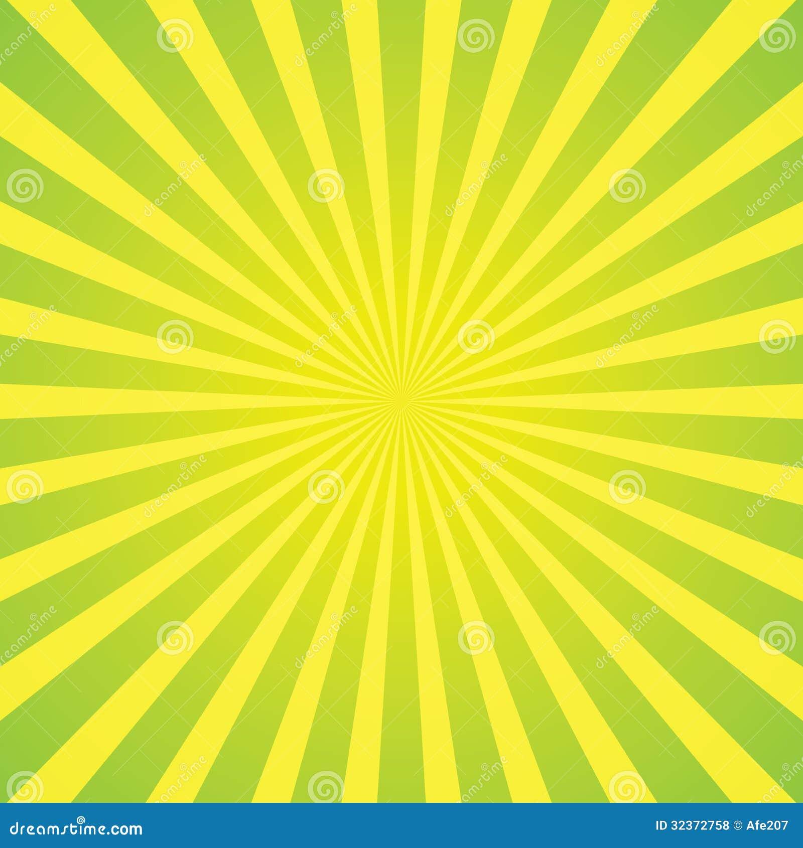 green rays background - photo #4