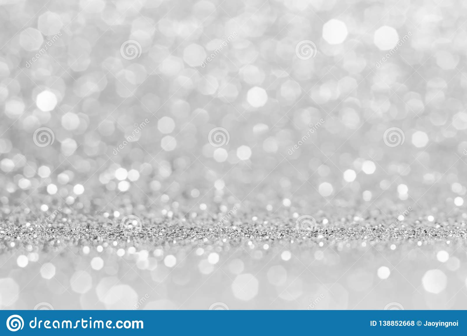 Light grey,white bokeh,circle abstract light background,grey,white shining lights, sparkling glittering Valentines day,women day o