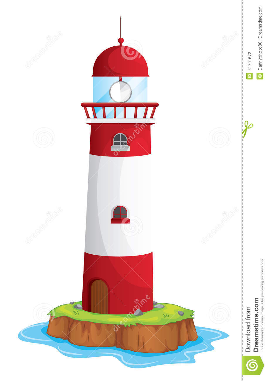 A Light House Stock Photography - Image: 31791672