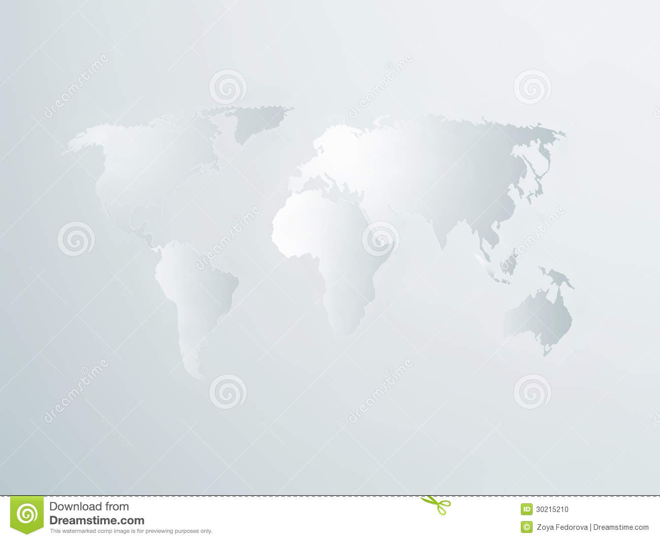 Light world map stock illustration illustration of graphic 30215210 light world map sciox Image collections