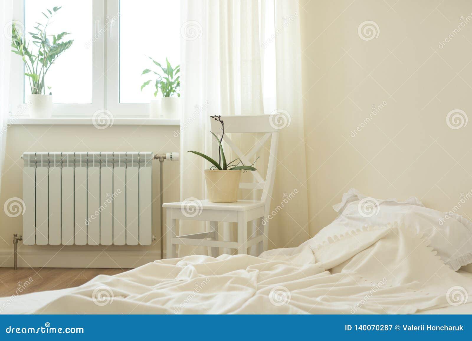 Peachy Light Pastel Bedroom Interior Bed White Chair Window Spiritservingveterans Wood Chair Design Ideas Spiritservingveteransorg