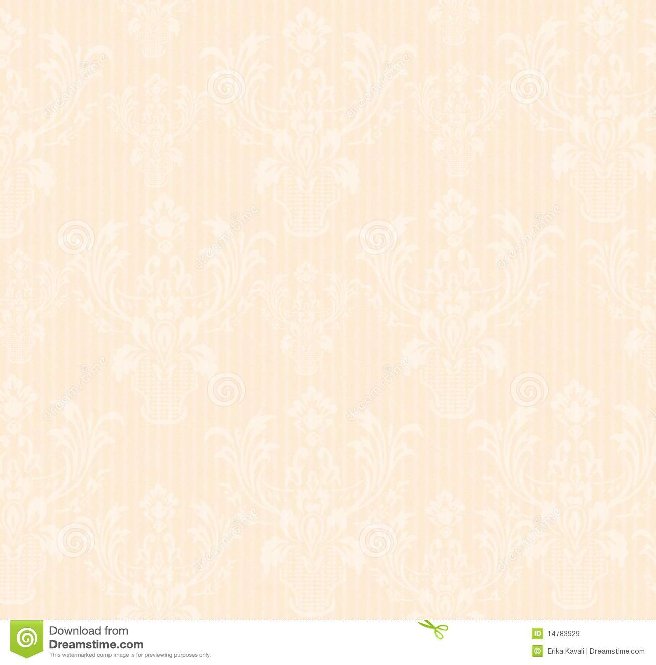 light peach ornament background royalty free stock images
