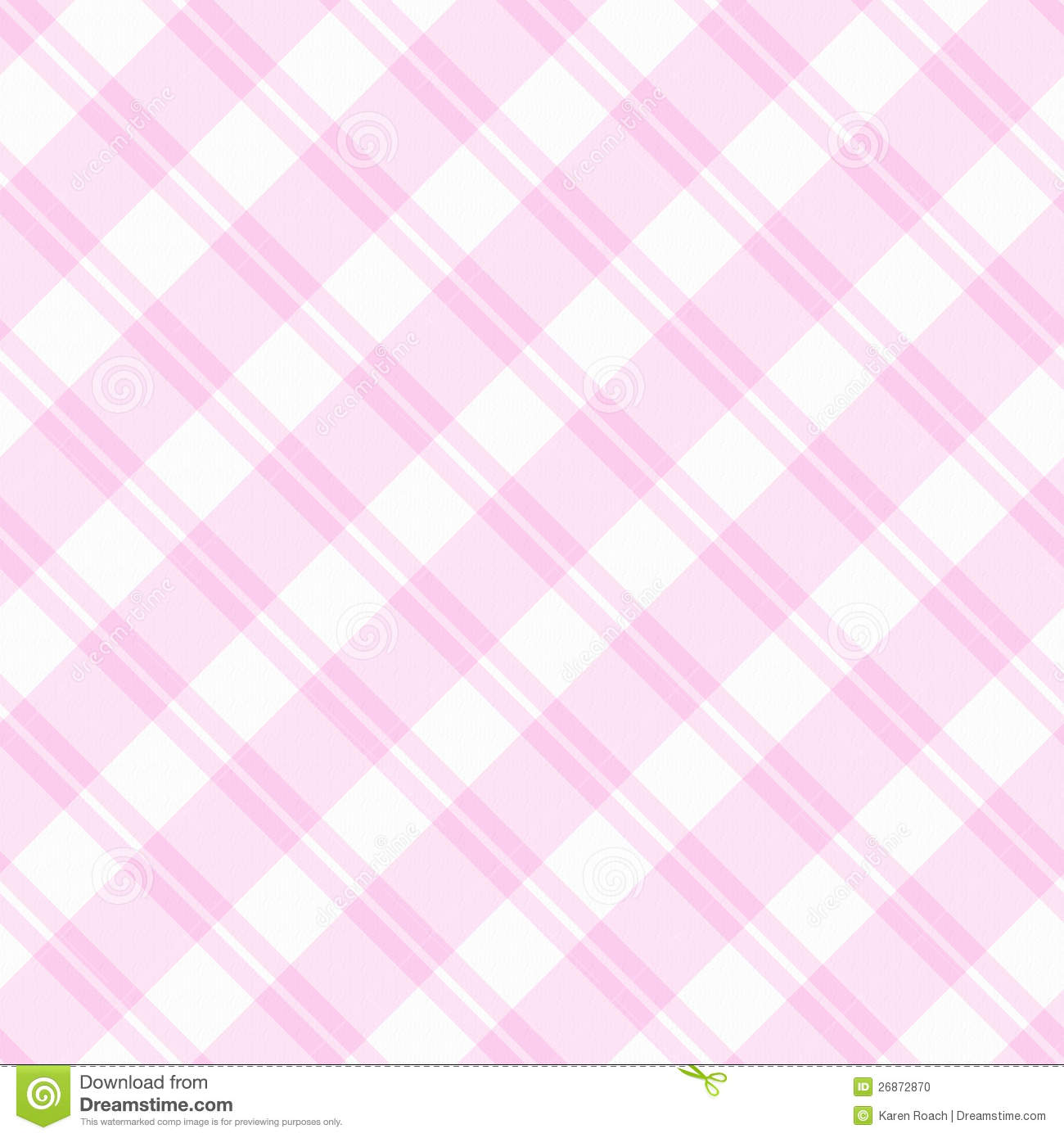 Light Pink Plaid Fabric Background Stock Photo Image Of Old Weave 26872870